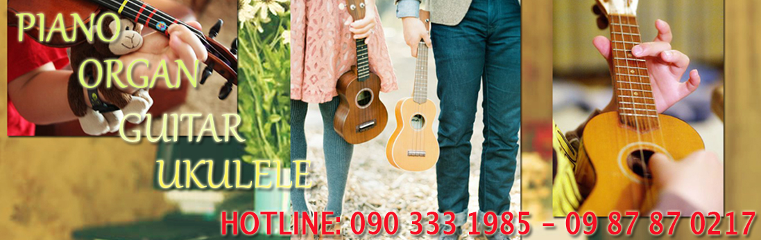 Học đàn ukulele